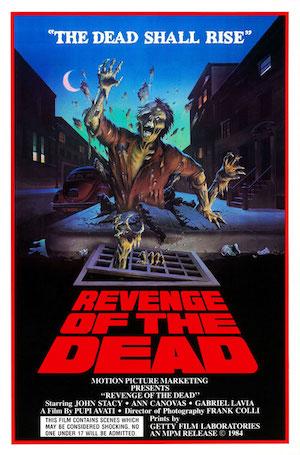 affiche-zeder-revenge-of-the-dead-1983