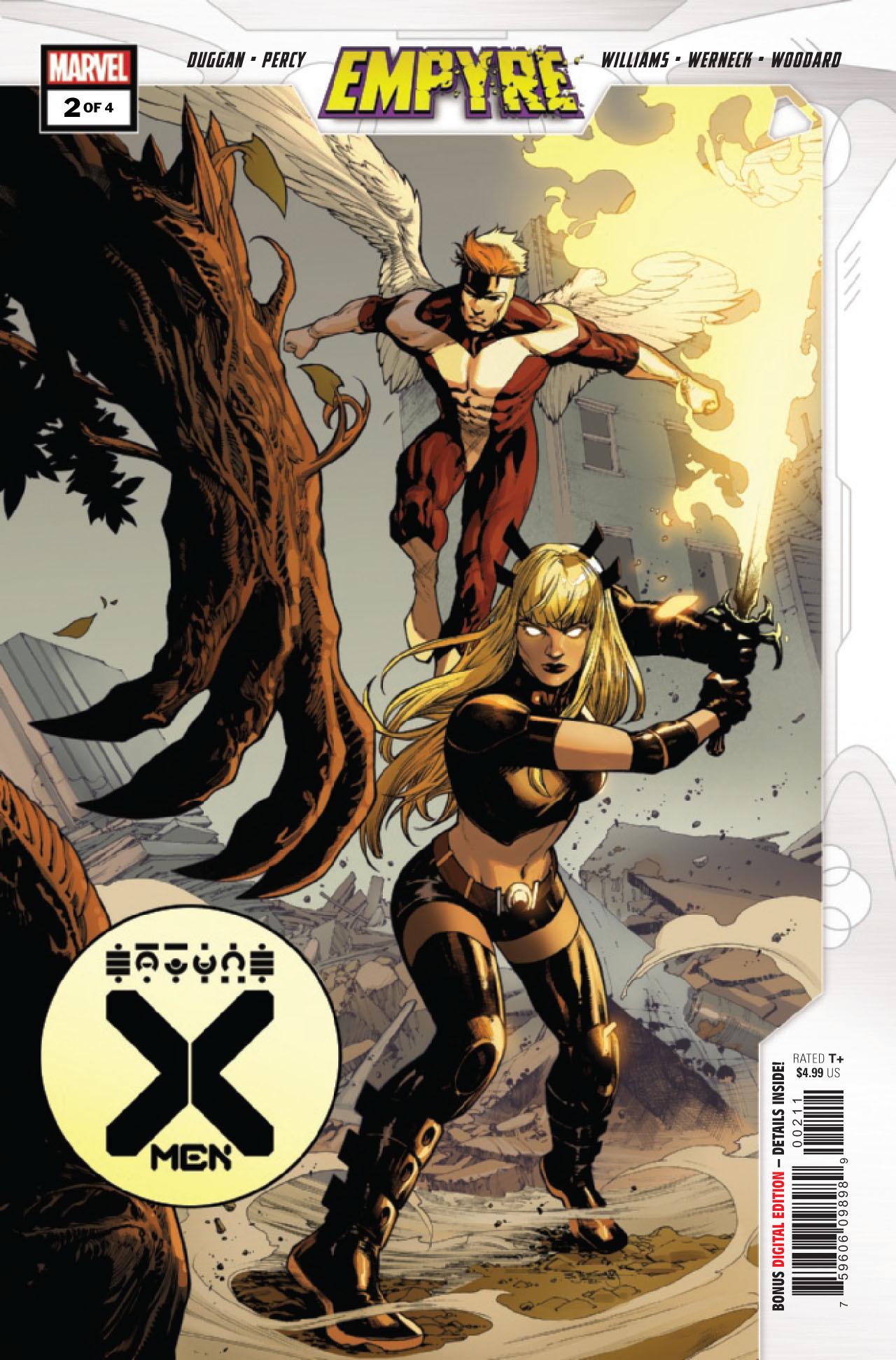 Empyre X-Men #2a