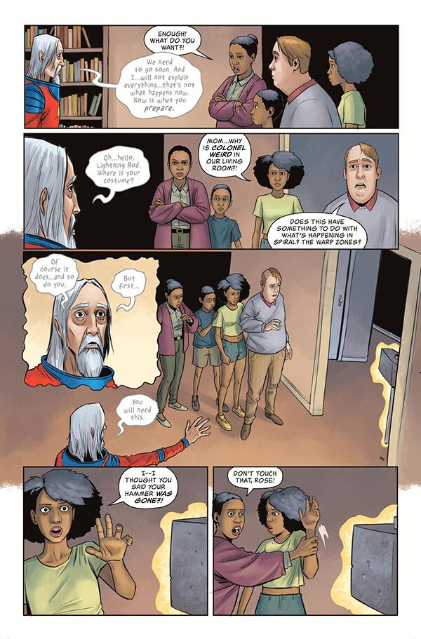 Black Hammer Reborn #42