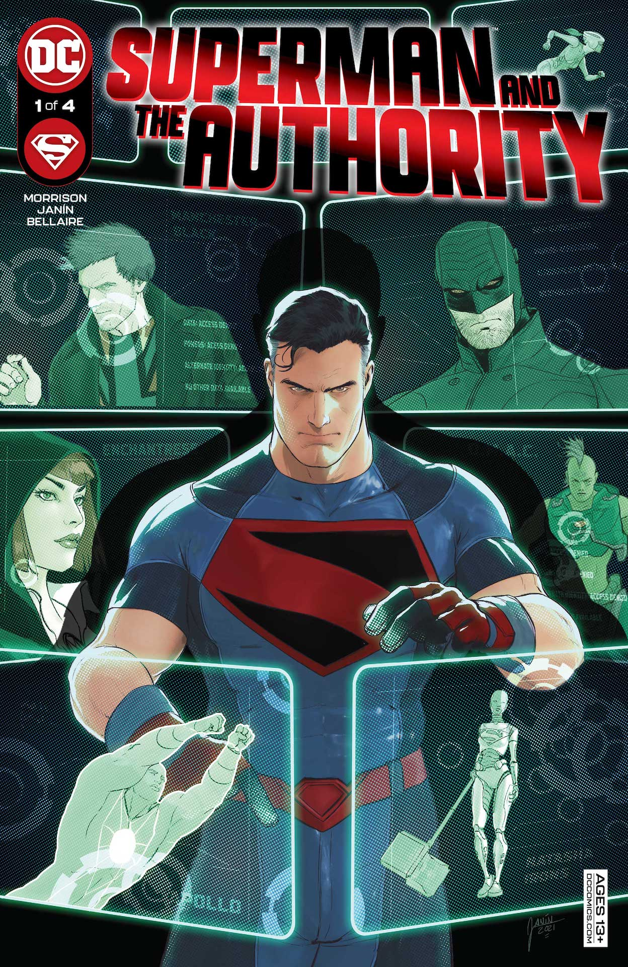 Superman-and-the-Authority-1-1