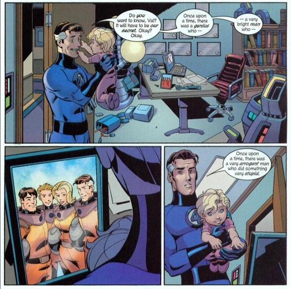 Fantastic Four (vol. 3 #60) - Why be celebrities 1 of 2
