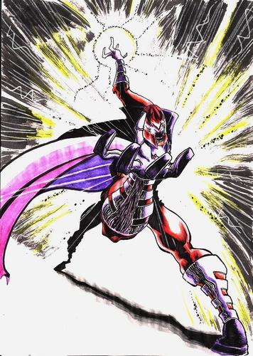 Magneto panini