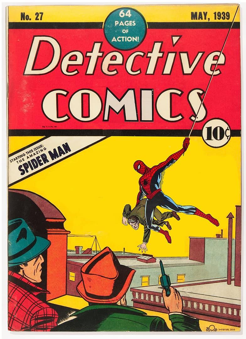 Detective Comics 27 - Amazing Fantsy 15 Mash-Up final Resizzz 001