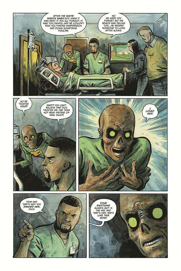 The Unbelievable Unteens From the World of Black Hammer #32