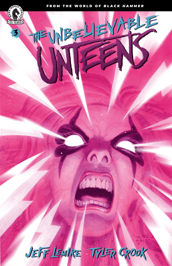 The Unbelievable Unteens From the World of Black Hammer #3a