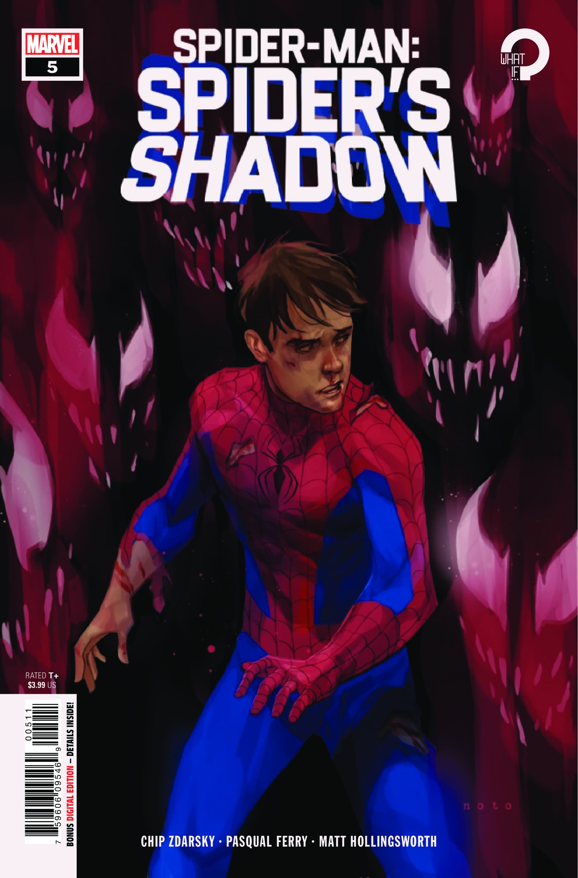 SPIDER-MAN SPIDERS SHADOW #5 (OF 5)_001
