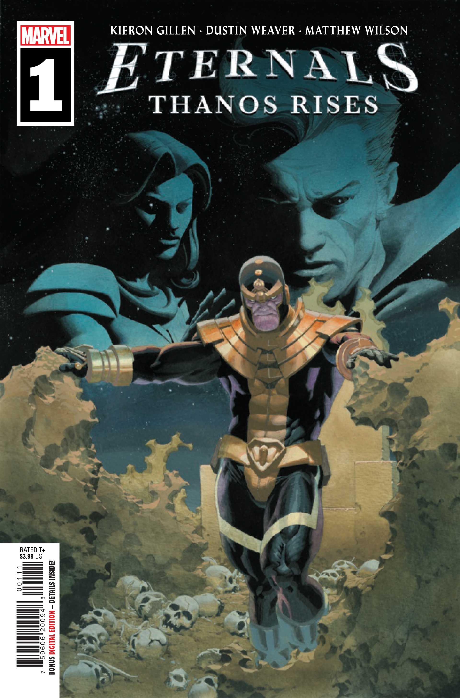Eternals Thanos Rises #11