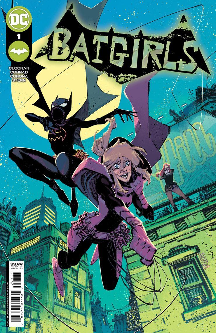 Batgirls-Cv1-JorgeCorona