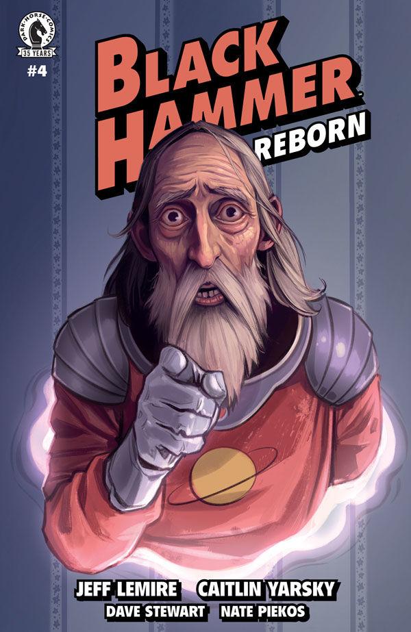Black Hammer Reborn #4a