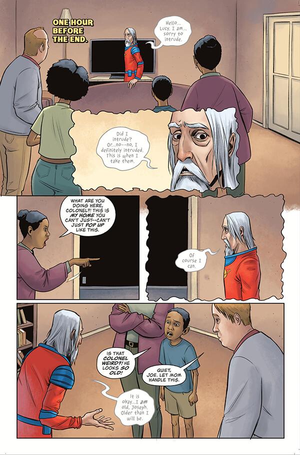 Black Hammer Reborn #41