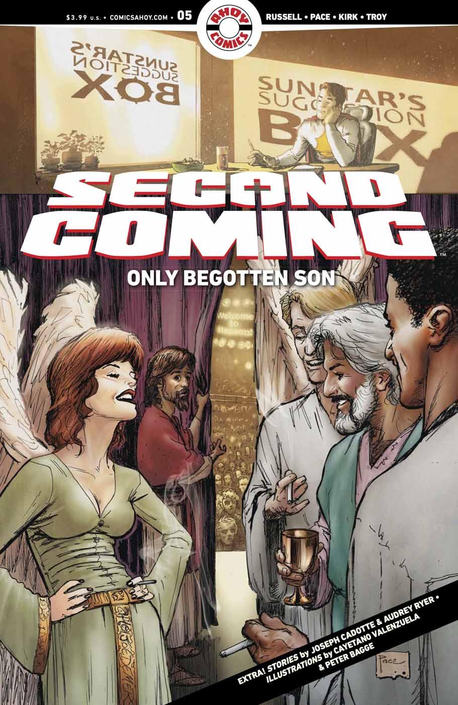 secondcoming5c